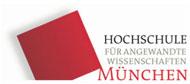 2-Professur für Geschichte und Theorien Sozialer Arbeit sowie Organisationslehre (m/w/d) - Hochschule München - Logo
