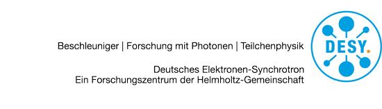 Physiker / Mathematiker als Wissenschaftlicher Mitarbeiter - DESY - Logo