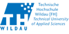 Professur (W2) für das Fachgebiet Ingenieurinformatik - Digitalisierung im Maschinenbau - Technische Hochschule (FH) Wildau - Logo