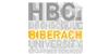 Wissenschaftlicher Mitarbeiter (m/w/d) für das Verbundprojekt Accelerate SÜD - Hochschule Biberach (HBC) - Logo
