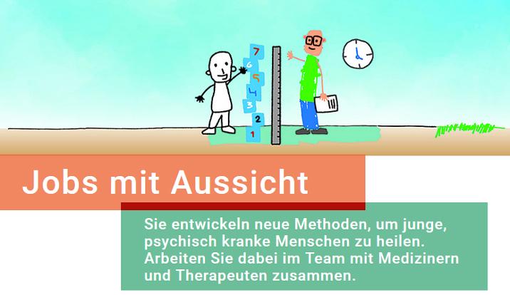 Wissenschaftlicher Mitarbeiter/Doktorand (w/m/d) - Uniklinik Dresden - Header