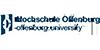 Akademischer Mitarbeiter (m/w/d) für das Rektorat, insbesondere für das Projekt Studi-NAVI - Hochschule Offenburg - Logo