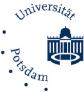 Junior Professorship (W1) - Universität Potsdam - Logo