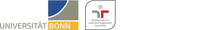 Professur (W3) für Experimentalphysik Quantenoptik - Rheinische Friedrich-Wilhelms-Universität Bonn - Logo
