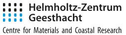 Postdoc (m/f/d) Polymer Science  - HZG - Logo