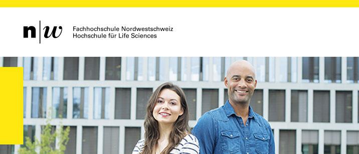 Dozent (m/w/d) für Mathematik - Fachhochschule Nordwestschweiz - Logo
