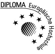 Lehrbeauftragte (m/w/d) - DIPLOMA Private Hochschulgesellschaft mbH - Logo