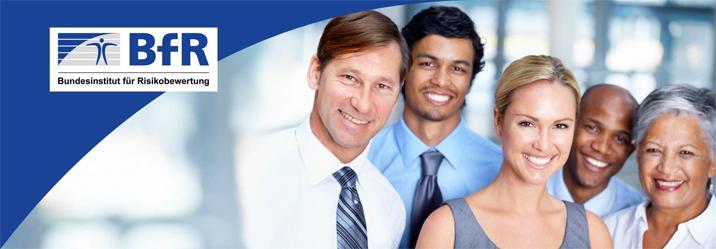 Leitung der Fachgruppe Kontaminanten (m/w/d) - Bundesinstitut für Risikobewertung - Logo