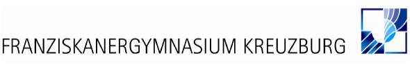 Psychologin/Psychologe - Franziskanergymnasium Kreuzberg -  Logo