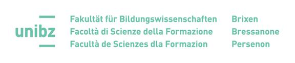 Doktoratsstudium (PhD) - Freie Universität Bozen - Logo