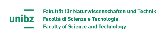 PhD Programme in Sustainable Energy and Technologies - Freie Universität Bozen - Logo