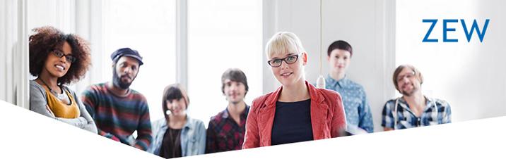 issenschaftliche/r Mitarbeiter/in als Referent/in - ZEW - Logo