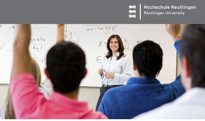 W2-Professur - Hochschule Reutlingen - Logo