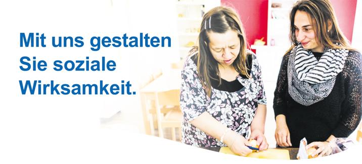 Bereichsleitung (m/w/d) Soziale Teilhabe - Stiftung Drachensee - Header