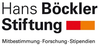 Wissenschaftler (m/w/d) - Hans-Böckler-Stiftung - Logo