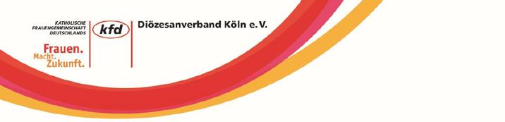 Geschäftsführer/in des kfd Diözesanverbandes Köln e.V. - logo