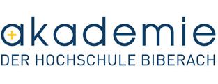 Studiengangsmanager (m/w/d) - Akademie der Hochschule Biberach - Logo
