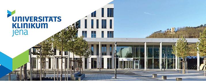 Wissenschaftlicher Mitarbeiter - Universitätsklinikum Jena - Logo