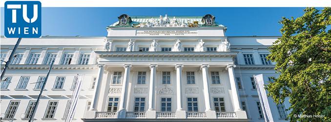 Open position for a Full Professor - logo - TU Wien