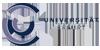 """Wissenschaftlicher Mitarbeiter (m/w/d) an der Professur """"Inklusive Bildungsprozesse mit Schwerpunkt emotionale und soziale Entwicklung"""" - Universität Erfurt - Logo"""