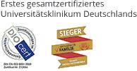 Facharzt (m/w/d) - Universitätsklinikum Hamburg-Eppendorf - Zertifikat