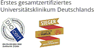Fachärzte (m/w/d) - Universitätsklinikum Hamburg-Eppendorf - Zertifikat