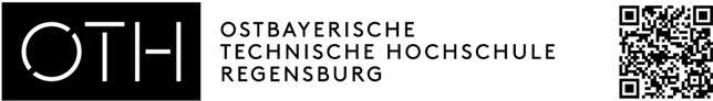 PROFESSUR (W 2) - OTH Regensburg - Logo