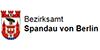 Leitung (m/w/d) des Servicezentrums der Berliner Volkshochschulen - Bezirksamt Spandau von Berlin - Logo