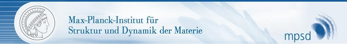 Koordination (m/w/d) - MPSD - Logo