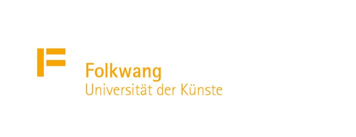 W3 Professur - Folkwang Universität - Logo