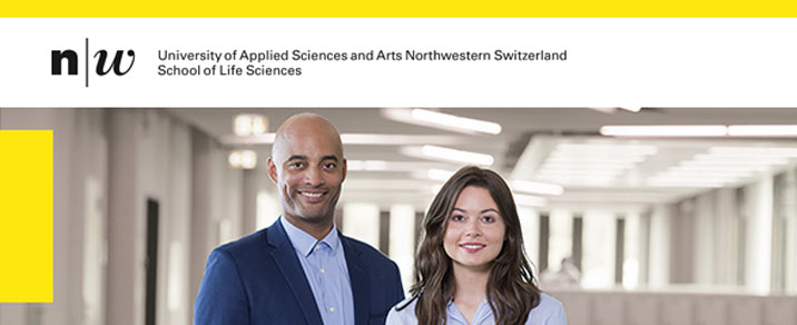 PostDoc in Molecular Biology and Protein Biochemistry (f/m/d) - Fachhochschule Nordwestschweiz - Logo