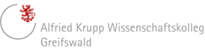 Alfried Krupp Fellows (f/m/d) - Stiftung Alfried Krupp Kolleg Greifswald - logo