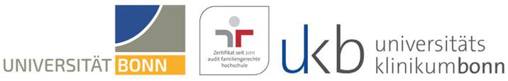 W2-Professur - Rheinische Friedrich-Wilhelms-Universität Bonn - Logo