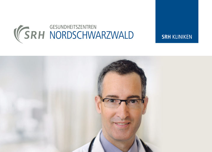 ARZT w/m/d IN WEITERBILDUNG - SRH Gesundheitszentren Nordschwarzwald GmbH - Logo