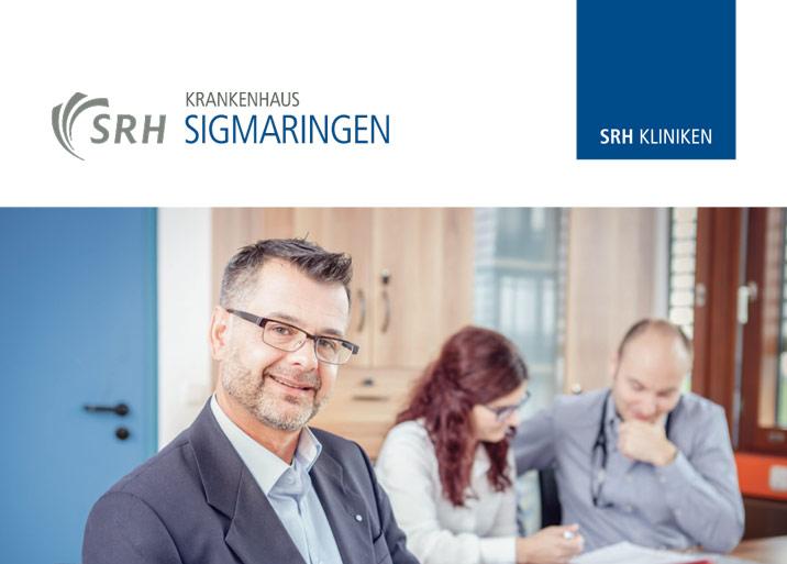 ASSISTENZARZT w/m/d - SRH Krankenhaus Sigmaringen - Logo