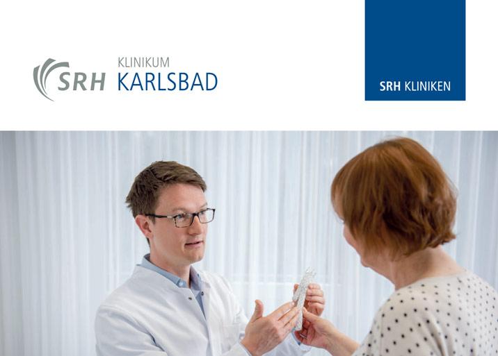 ARZT w/m/d IN WEITERBILDUNG - SRH Klinikum Karlsbad-Langensteinbach GmbH - Logo
