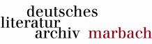 wissenschaftlicher Mitarbeiter (m/w/d) - Deutsche Literaturarchiv Marbach -  logo