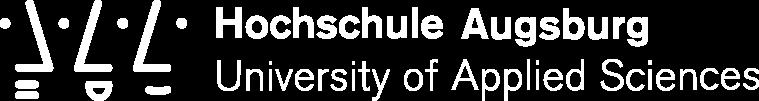 Professur  - HS Augsburg - Logo