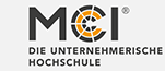 PROFESSUR & STUDIENGANGSLEITUNG - Management Center Innsbruck - Logo