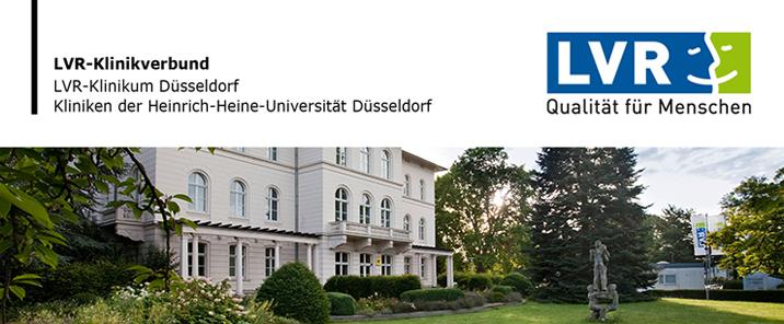 Wissenschaftlicher Mitarbeiter (m/w/d) - LVR-Klinikum Düsseldorf - Logo