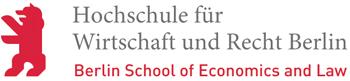 Gastprofessorin/ein Gastprofessor - Hochschule für Wirtschaft und Recht Berlin (HWR) - Logo