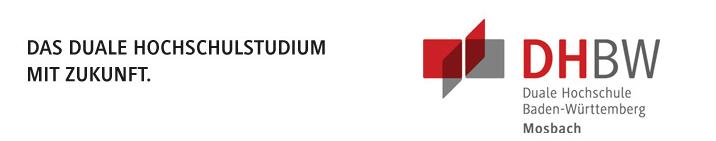 Akademische*n Mitarbeiter*in (m/w/d) - DHBW Mosbach - Logo