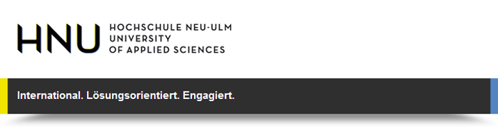 Wissenschaftliche Mitarbeiterin / Wissenschaftlicher Mitarbeiter (m/w/d) - Hochschule Neu-Ulm - logo