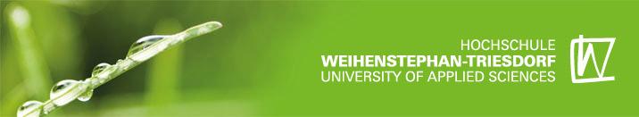 Lehrkraft (m/w/d) - Hochschule Weihenstephan-Triesdorf - Header