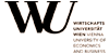 Universitätsprofessur für Wirtschaftskommunikation mit Schwerpunkt Medien- und Kommunikationswissenschaft - Wirtschaftsuniversität Wien (WU) - Logo