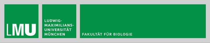 Professur (W2, Vertretung) - LMU - Logo