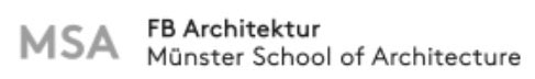 Professorship for Building Construction - FH Münster - Logo
