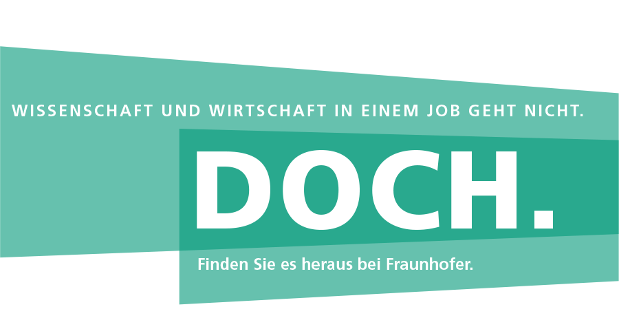Sozialwissenschaftlicher Mitarbeiter (m/w/d) - FRAUNHOFER-INSTITUT - Bild
