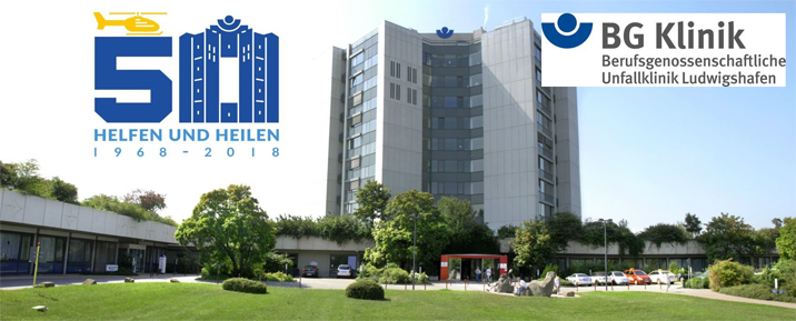 Facharzt / Assistenzarzt (m/w/d) - BG Kliniken - Header