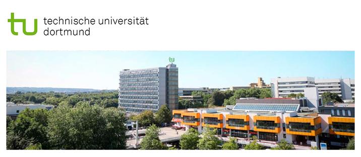 Mitarbeiter (m/w/d) - Technische Universität Dortmund - Logo